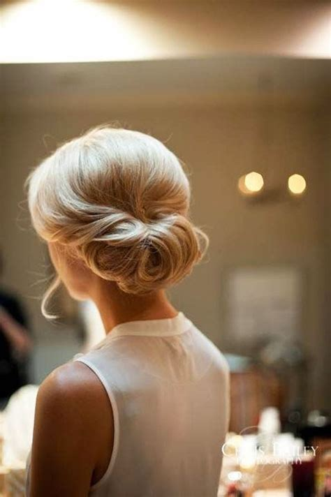 Wedding Hairstyles For Hair Low Bun by Hair Low Bun Hairstyles For Weddings