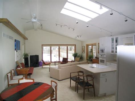 Creating A Vaulted Ceiling by Mobile Home Interior Decorating How To Make A Vaulted