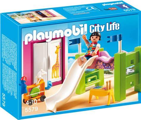 playmobil chambre enfant playmobil la maison moderne picwic