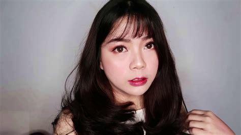tutorial makeup inez inez cosmetics one brand makeup tutorial korean makeup