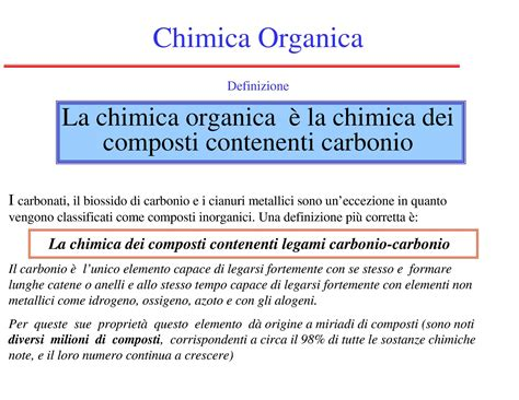 Dispense Di Chimica Organica by Chimica Organica Idrocarburi Dispense