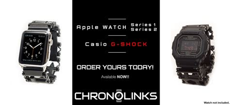 Mac C Shock Product 5 by Leatherman Tread Adapter Chronolinks