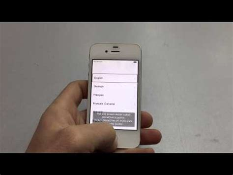 find imei number  iphone scsplus   startup screen youtube