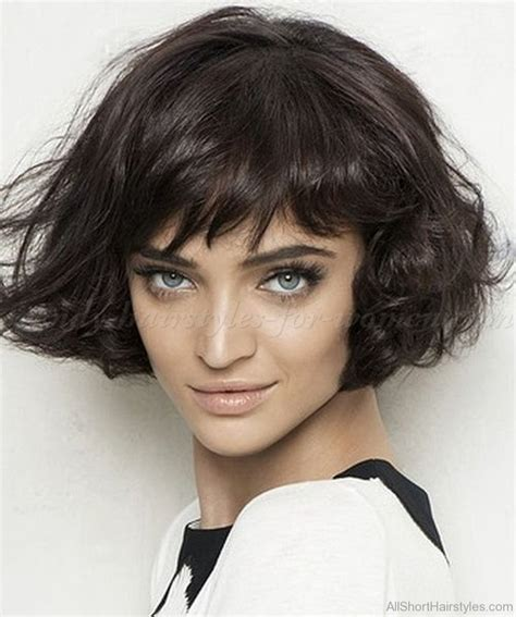 bobs for wavy hair 60 brilliant short curly bob hairstyles