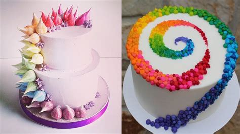 Cake Decorating Ideas by Top 20 Easy Birthday Cake Decorating Ideas Oddly