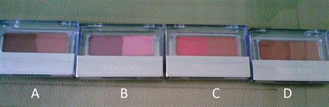 Eyeshadow Dan Blush On Wardah toko wardah blush on