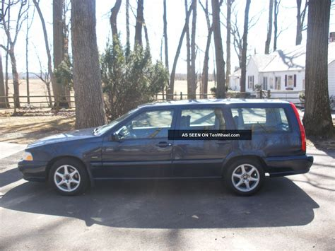 1998 volvo v70 turbo 1998 volvo v70 turbo wagon