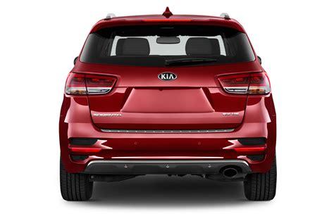 Kia Sorento Rear 2016 Kia Sorento Reviews And Rating Motor Trend