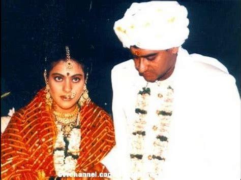actor ajay devgn & actress kajol official marriage video