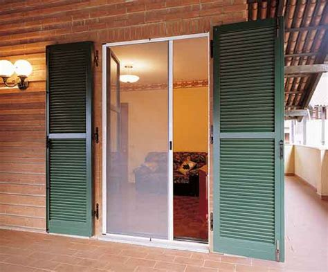 tipi di zanzariere per porte finestre serramenti in pvc zanzariere ps serramenti