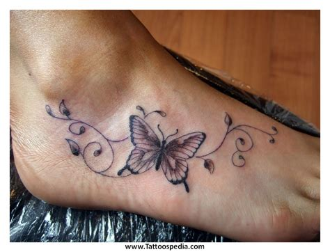 butterfly tattoo extension 20tattoos 20designs 20on 20foot 203 name tattoos designs