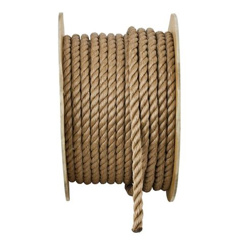 t w cordage 3 4 in x 200 ft manila rope 30 062