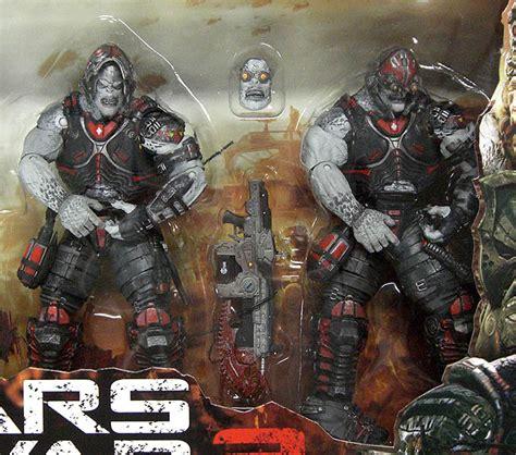 Neca Gears Of Wars 2 Locust Hive Set astro zombies アメトイ レアトイ 稀少製品をusaから直接買付でお届けします
