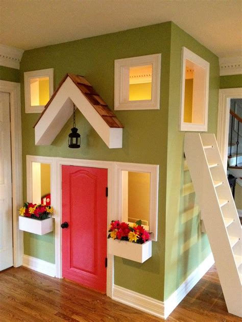 indoor two story playhouse this would be