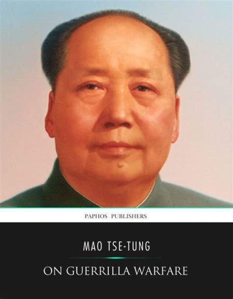 libro guerrilla warfare mao tse tung on guerrilla warfare by mao zedong paperback barnes noble 174