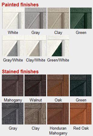 garage door paint colors garage door painting tips