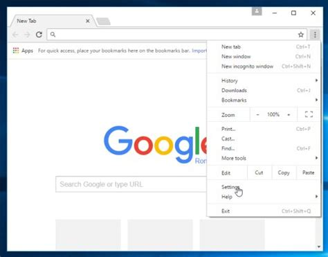 chrome extension settings how to remove chrome settings button extension browser