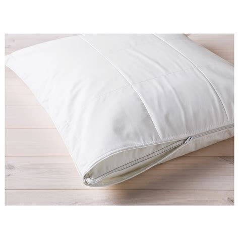 bed pillow protectors sl 197 n pillow softer 50x80 cm ikea
