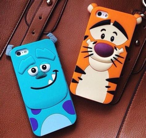 Promo Samsung Grand Prime Line Friends Girly 3d Back Co phone cover disney tigro sullivan iphone 5