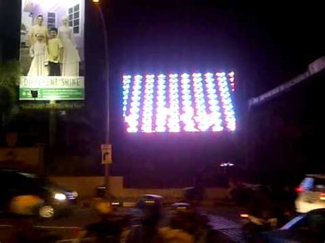 Led Jogja led videotron jogja communication by matahari led