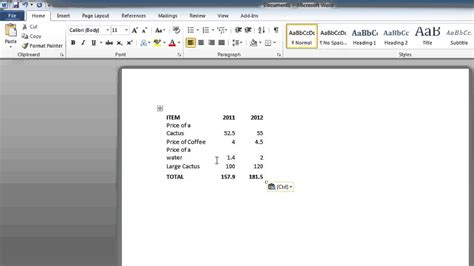 excel tutorial word document open word document from excel vba 2010 detecting