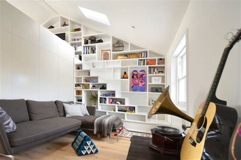 il punto libreria un loft di design a londra mansarda it