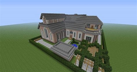 Realistic House By Smigglez Minecraft Project