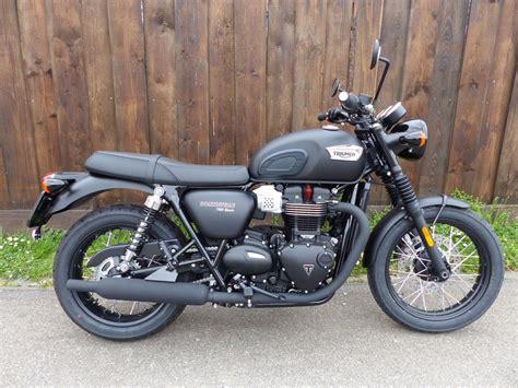 Motorrad Triumph Bonneville T100 by Motorrad Neufahrzeug Kaufen Triumph Bonneville T100 900