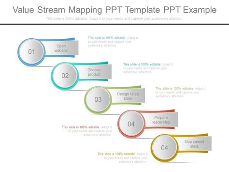 value mapping template powerpoint value mapping ppt template ppt exle
