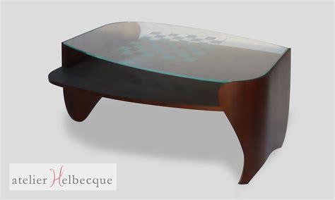 Table Basse échiquier by Table Basse Atelier Id 233 Es De Conception De Table