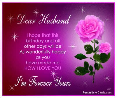 Husband Birthday Card Quotes Happy Birthday In Heaven Husband Happy Birthday Dear