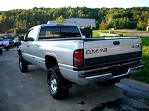 1998 DODGE RAM 2500 CUMMINS 24V DIESEL 5 SPEED FOR SALE