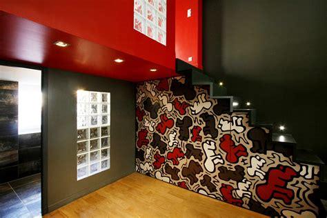 Superbe Creer Une Entree Dans Un Salon #6: renovation-appartement-moderne-lyon-7.jpg
