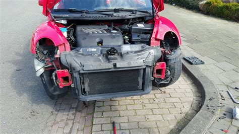 vw beetle  bumper  great imo xd   front mount intercooler    fast