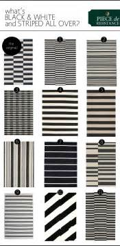 striped black and white rug black white striped rugs the anatomy of design