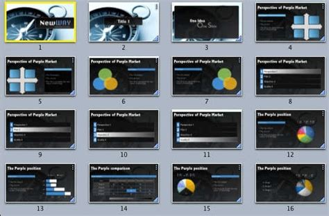free keynote template 30 amazing keynote templates for your presentations