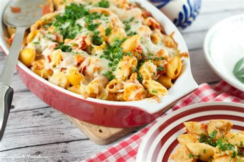cheesy chicken casserole living sweet moments