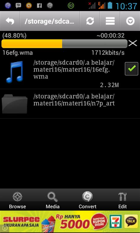 cara download mp3 dari youtube pakai android cara mengubah file wma ke mp3 di android