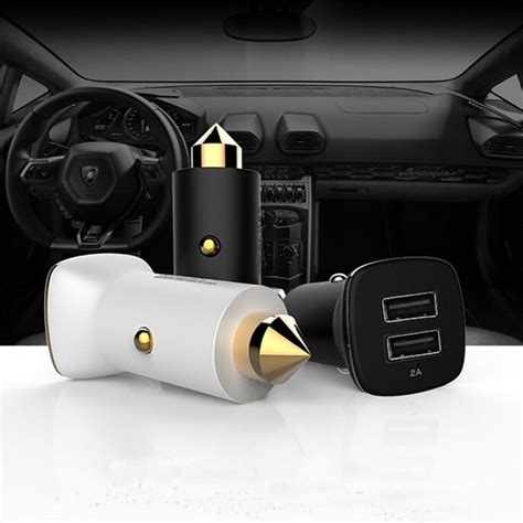 211a Dual Usb Lighter Car Charger Power Adapter Cigarette Ipod dual usb car charger power adapter cigarette lighter