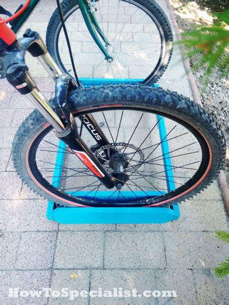diy bike rack myoutdoorplans  woodworking plans  projects diy shed wooden playhouse