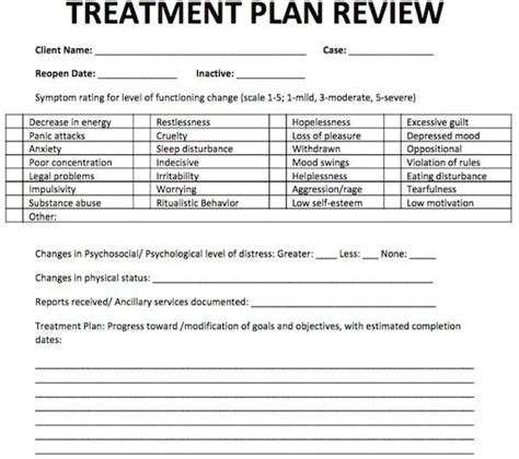Substance Abuse Treatment Plan Template Mybissim Com Substance Abuse Treatment Plan Template