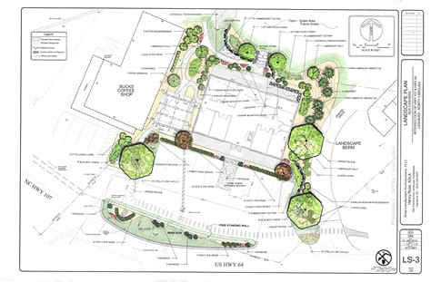 plans com site plans ross landscape architecture