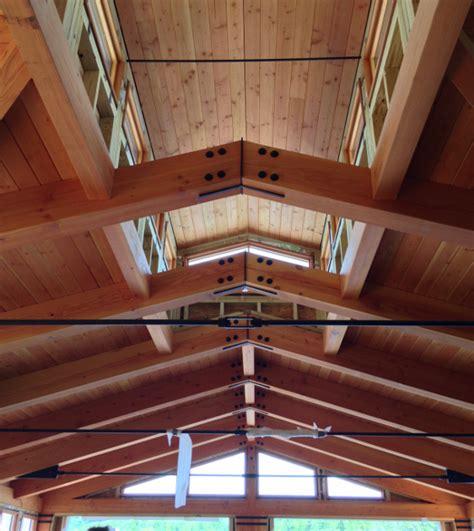 timber frame metalwork  energy works