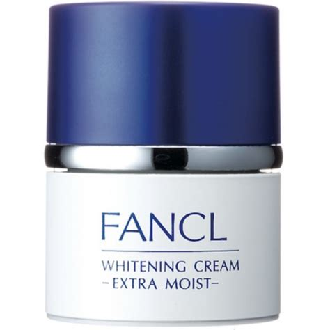 Fancl Bc Intensive 20g fancl whitening moist limited hk