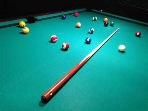pool table cues diy project how to restore pool tables junk mail