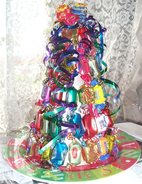 christmas lollie tree culinary delights pinterest