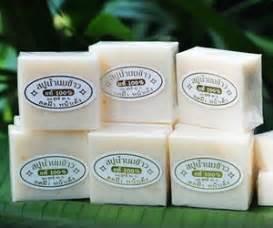 Sabun Beras Yang Asli cara membedakan sabun beras thailand asli dan palsu