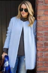 Duvet Covers Nordstrom Zara Sky Blue Mohair Wool Woolen Coat Jacket Blazer Size S