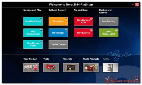 nero video editing software free download full version nero 2014 platinum 15 0 02200 full version free download