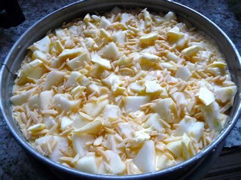 doppeldecker kuchen saftiger doppeldecker apfelkuchen trudels glutenfreies